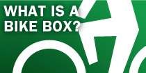 What is a bike box?