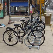 Bike Parking Program Programs Bike Madison City Of