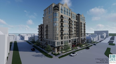 400 E Washington Proposal