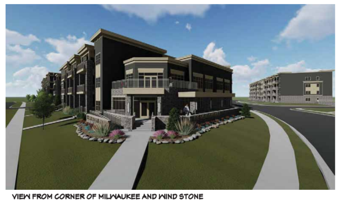 Meadowlands design from Milwaukee and Wind Stone