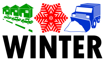 City Streets Winter Info Logo