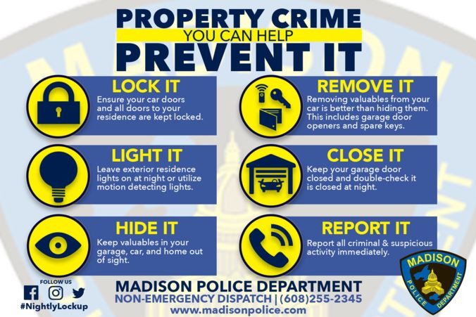 property crime tips graphic