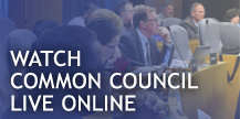Watch Common Council Live Online