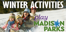 Winter Activities, Play Madison Parks