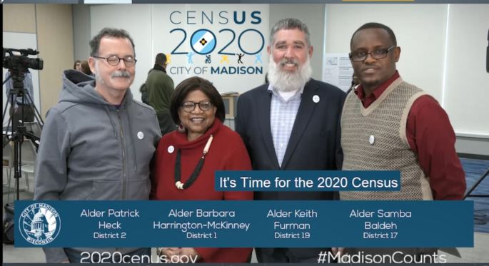 Census, Alders