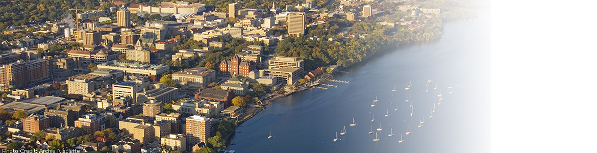 Aerial of Madison | Photo Credit: Archie Nicolette