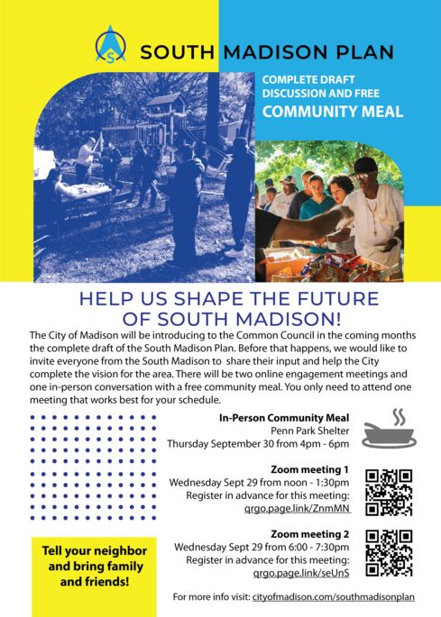 South Madison Community Meal