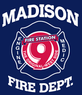 Fire Station 9 Logo