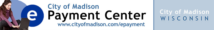 City of Madison ePayment Center