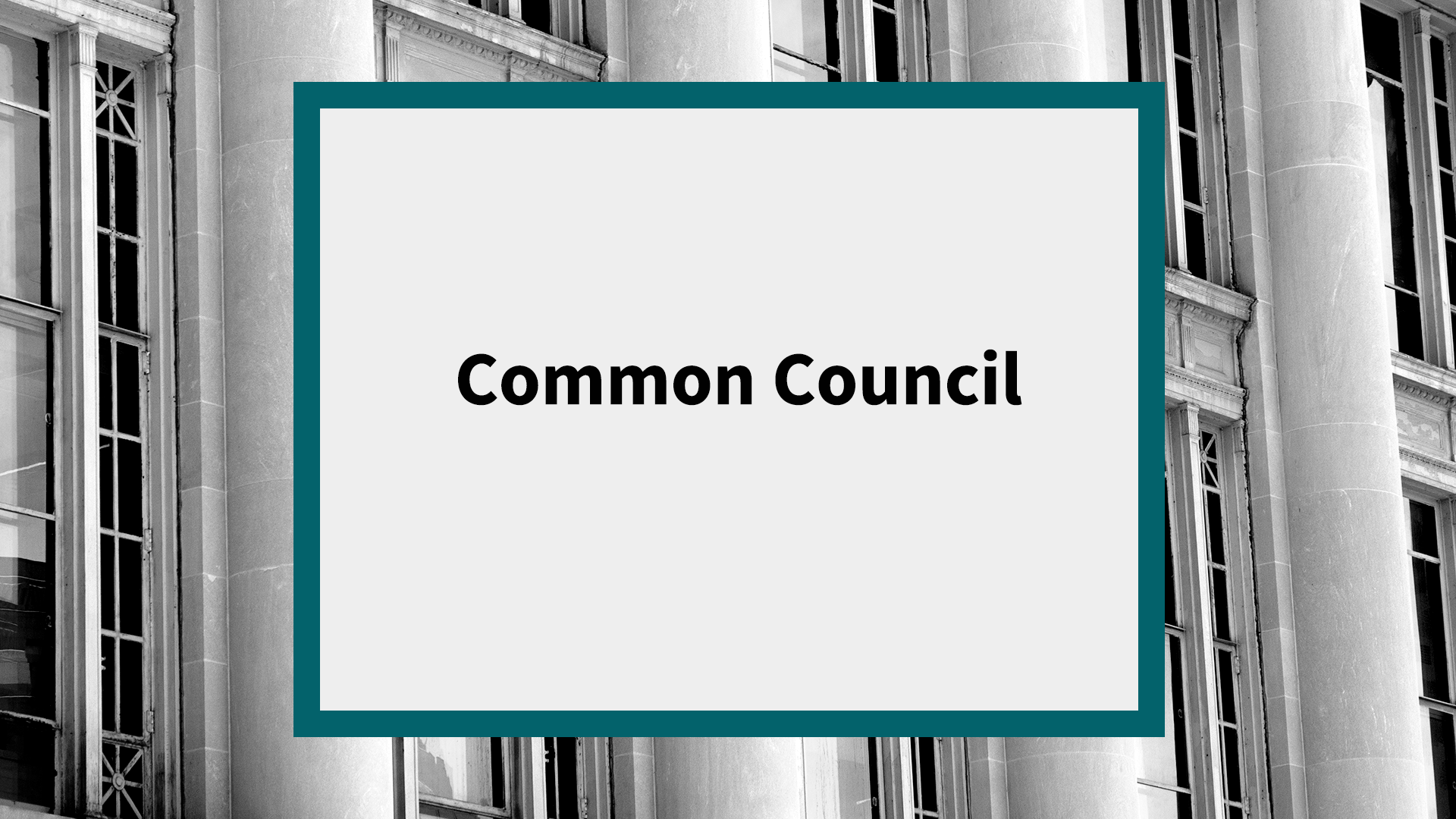 Common Council