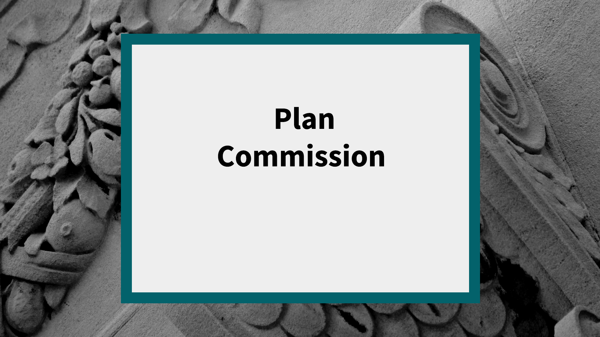 Plan Commission