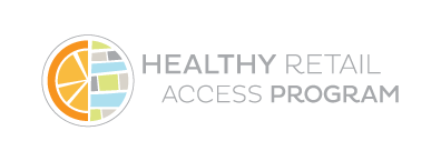Healthy Retail Access Program Logo