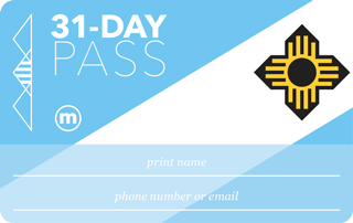 #1-Day Pass with Madison Flag