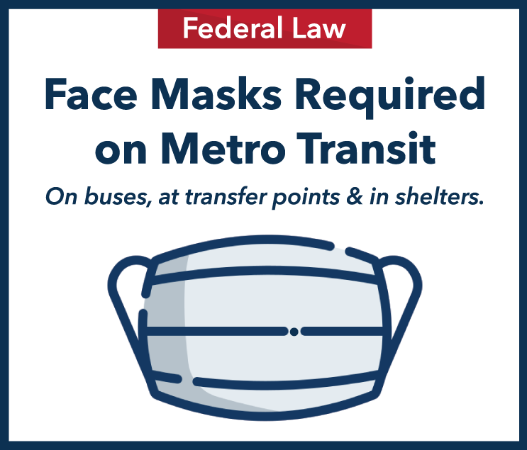 masks required to ride