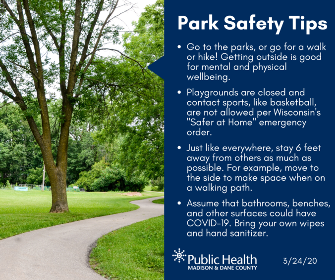 Park Safety Tips