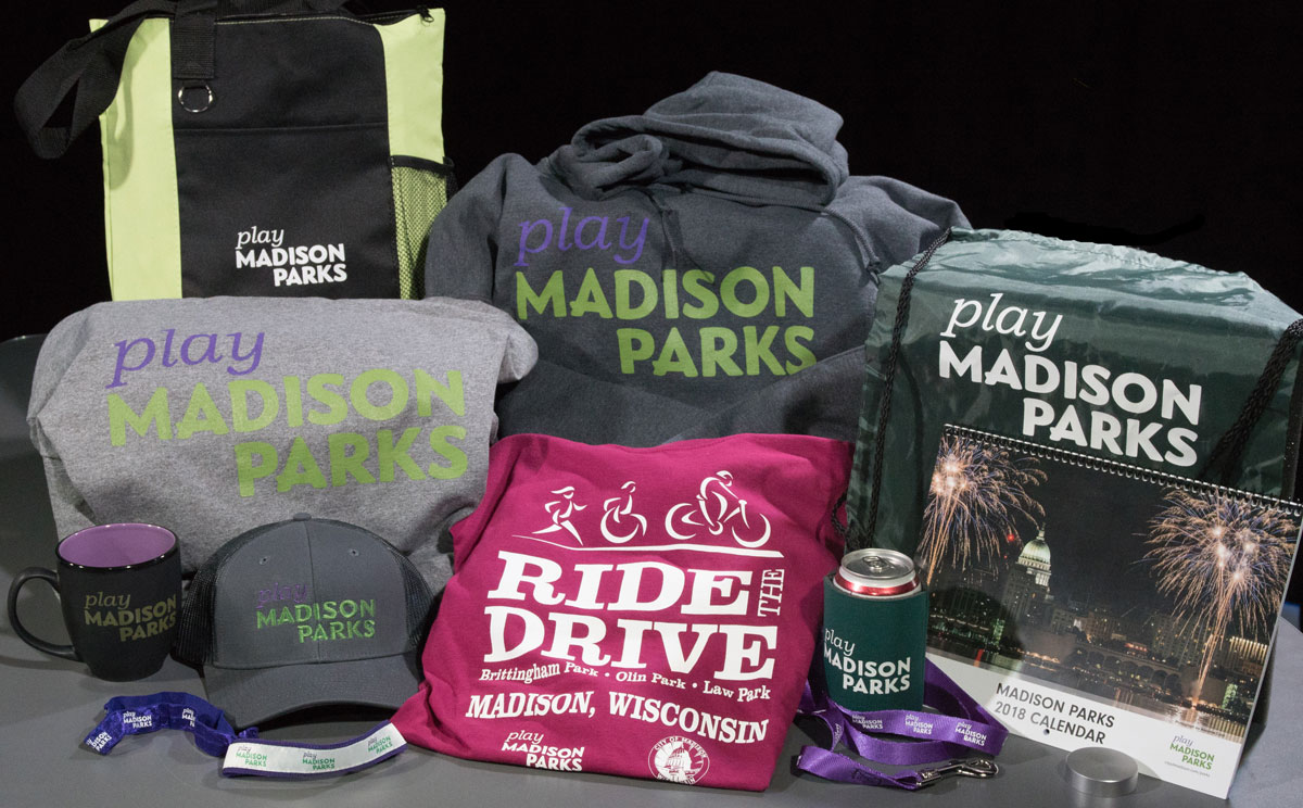 Play Madison Parks Merchandise