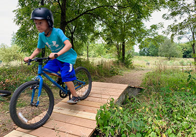Madison Bicycle Adventure Trail Network