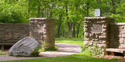 Local Stone Fireplaces In Hoyt Park >> History Hoyt Park Madison Parks City Of Madison Wisconsin