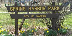 Spring In Vilas Park >> Spring Harbor Park Madison Parks City Of Madison Wisconsin