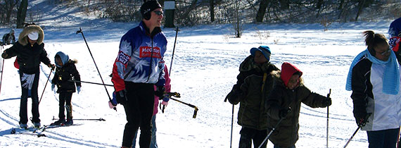City of Madison and Dane County Cross Country Ski Permit