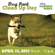 Dog Park Clean Up