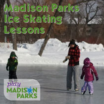 Outdoor Ice Skating Lessons