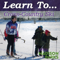 Learn To Series | Cross-country Ski: Elver Park