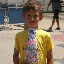 Boy with Tie