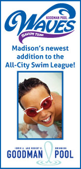 Goodman Pool Waves Swim Team: Madison's newest addition to the All-City Swim League!