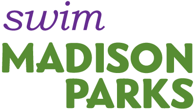 Swim Madison Parks Logo