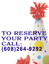 Reserve Your BDay Party