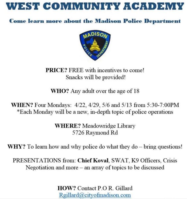 West Community Academy