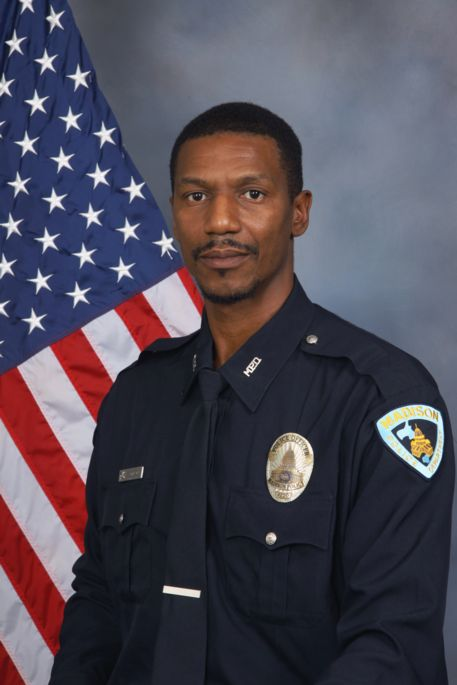 Photo of Officer Roderick Johnson
