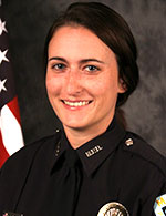 Officer Clarice Gloede