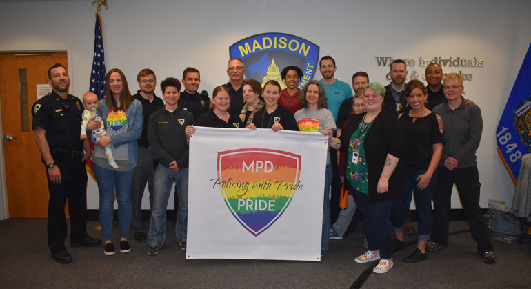 MPD Pride Resource Group