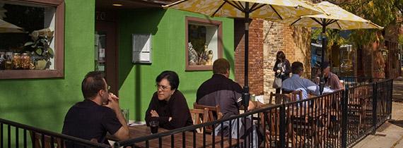 Street Vending & Sidewalk Cafés