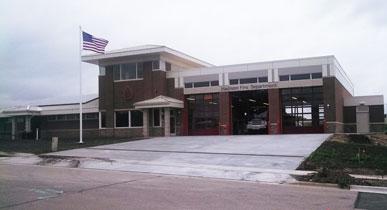 Madison Fre Station 13
