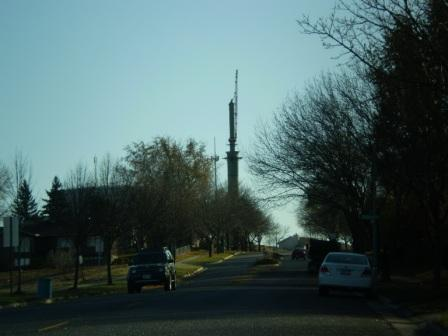Water tower construction photo 3