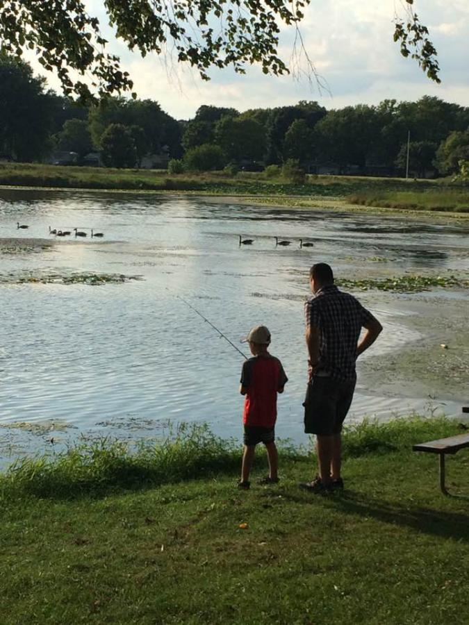 Wingra Park Madison If This Is What >> Learn To Fish Kids Program Presented By Mpf City Of Madison