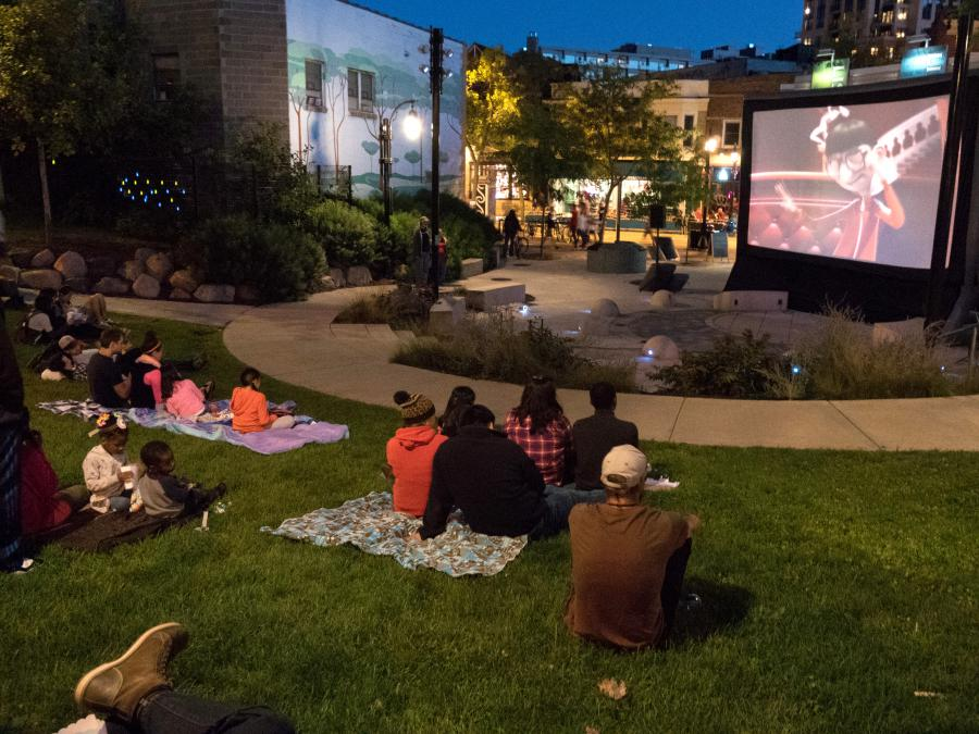 Movies With Madison Parks Back To The Future City Of Madison City Of Madison Wisconsin