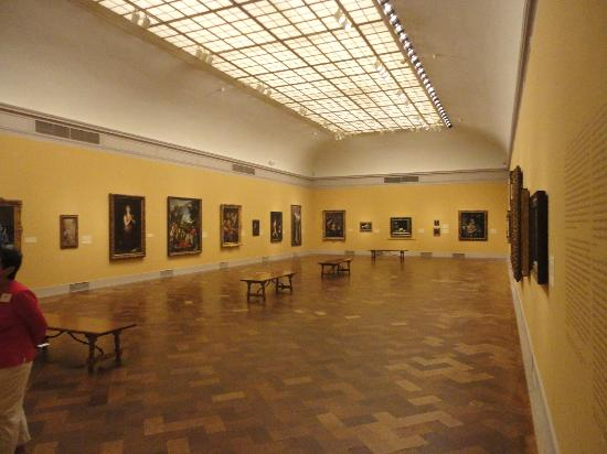 virtual tour of the san diego museum of art