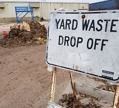 2019 curbside collection is ending. Use drop-off sites instead.