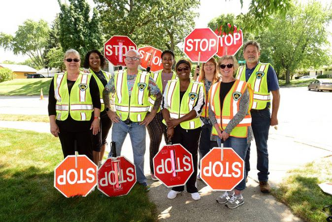 Adult Crossing Guards