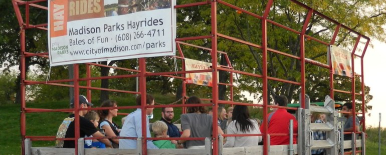 hayride at olin park