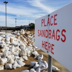 Do not place additional sandbags to the curb for pickup. Take them to 4141 Nakoosa Trail.