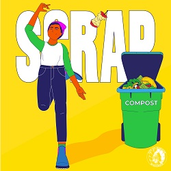 Try composting your leaves and select food scraps