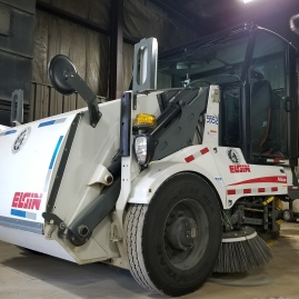 Spring Cleanup Street Sweeping Starts March 17