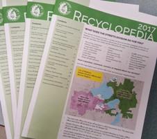 New Recyclopedias available