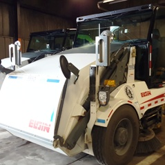 Night-time sweeping starts the evening of March 11.