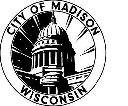 City of Madison, Wisconsin logo, copyright City of Madison